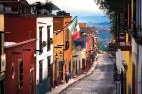 San Miguel de Allende street – Best Places In The World To Retire – International Living
