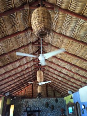 La Ventana Resort palapa ceiling and roof – Best Places In The World To Retire – International Living