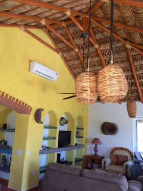 Bungalow at La Ventana Bay Resort with palapa roof in Mexico – Best Places In The World To Retire – International Living
