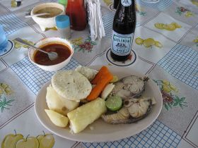 Boil Up, national dish of Belize consisting of boiled vegetables and fish – Best Places In The World To Retire – International Living
