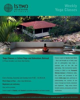 Istmo Yoga retreat in San Carlos, near Coronado, Panama – Best Places In The World To Retire – International Living