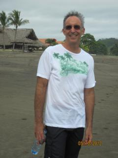 Man on Playa Venao Beach near Pedasi, Panama – Best Places In The World To Retire – International Living