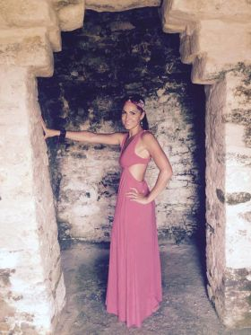 A maxi dress for a tour of Mayan ruins, Belize – Best Places In The World To Retire – International Living
