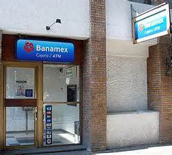 ATM inside a Banamex bank, Mexico – Best Places In The World To Retire – International Living