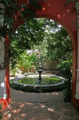 A  courtyard fountain in Merida, Yucatan, Mexico – Best Places In The World To Retire – International Living