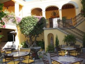 A previous mansion, Hotel Pozos for sale, San Miguel de Allende, Mexico  – Best Places In The World To Retire – International Living
