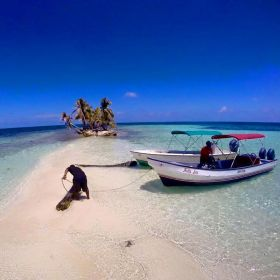A sandy caye near Placencia, Belize – Best Places In The World To Retire – International Living