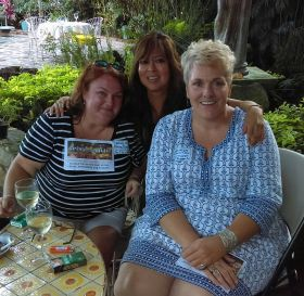 Alicia Gomez at a local and foriegner mixer, Lake Chapala, Mexico – Best Places In The World To Retire – International Living