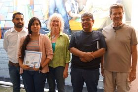 Art Camp recognition awards given to Mexican students by the Lake Chapala Society, Ajijic, Mexico – Best Places In The World To Retire – International Living