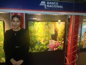 Banco National de Panama supports an art exhibit, Panama – Best Places In The World To Retire – International Living