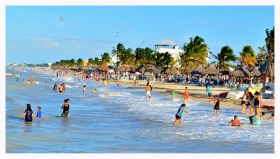 Beach at Progreso, Yucatan, Mexico – Best Places In The World To Retire – International Living