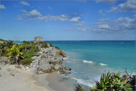 Beach near ruins, Tulum, Mexico – Best Places In The World To Retire – International Living