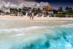 Beach on the Riviera Maya, Mexico – Best Places In The World To Retire – International Living