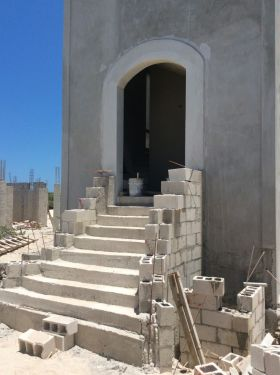 Beachfront condo in Peten Development under construction with brick, Sisal, Yucatan, Mexico – Best Places In The World To Retire – International Living