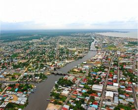 Belize River through Belize City, Belize – Best Places In The World To Retire – International Living