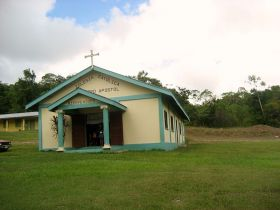 Belize church rural – Best Places In The World To Retire – International Living