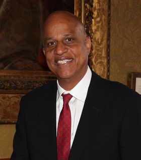 Belizean Prime Minister, Dean Barrow in London – Best Places In The World To Retire – International Living