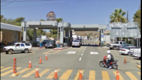 Border crossing at Tecate, California into Mexico – Best Places In The World To Retire – International Living