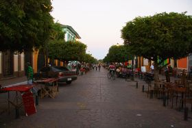 Calle Calzada, Granada, Nicaragua – Best Places In The World To Retire – International Living