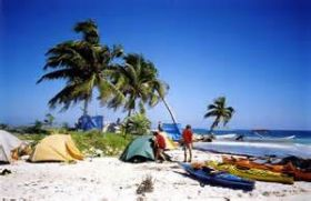 Camping on Silk Caye, Belize – Best Places In The World To Retire – International Living