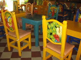 Carved Mexican dining room chairs – Best Places In The World To Retire – International Living