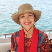 Cathie LoCiero in her signature hat, Los Cabos, Baja California Sur, Mexico – Best Places In The World To Retire – International Living