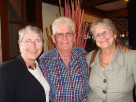 Penny Barrett of Boquete with Chiriqui Storage owners – Best Places In The World To Retire – International Living