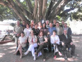 Professional reunion in Lake Chapala, Mexico – Best Places In The World To Retire – International Living
