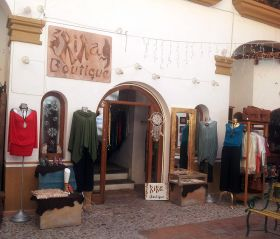 Clothing display at Kika's Boutique, San Miguel de Allende, Mexico – Best Places In The World To Retire – International Living