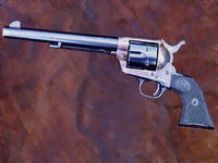 Colt Single Action Army revolver, state fire arm of Arizona – Best Places In The World To Retire – International Living