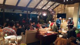 Community party at Los Labradores, San Miguel de Allende, Mexico – Best Places In The World To Retire – International Living