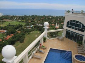 Condo overlooking the golf course and the Pacific Ocean, Coronado, Panama – Best Places In The World To Retire – International Living