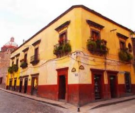 Corner in San Miguel de Allende, Mexico – Best Places In The World To Retire – International Living