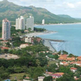 Coronado Beach aerial view, Panama – Best Places In The World To Retire – International Living