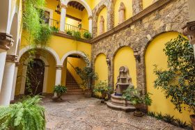 Courtyard home in town, San Miguel Allende, Mexico – Best Places In The World To Retire – International Living