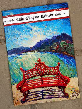Cover of Lake Chapala Review magazine – Best Places In The World To Retire – International Living