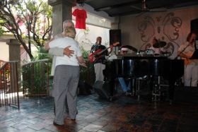 Dancing to The TallBoys Band, Ajijic, Mexico – Best Places In The World To Retire – International Living