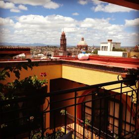 Decorative secuirty bars over windows, San Miguel de Allende, Mexico – Best Places In The World To Retire – International Living