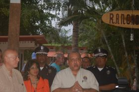 Deputy Attorney General of Panama and National Police Commanders address Neighbors Helping Neighbors Member – Best Places In The World To Retire – International Living