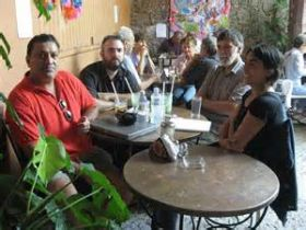 Dining room at the public library in San Miguel Allende, Mexico – Best Places In The World To Retire – International Living