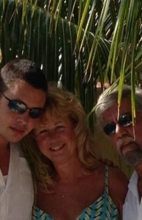 Doug Willey and family happy in Yucatan, Mexico – Best Places In The World To Retire – International Living