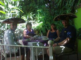 Enjoying a meal out with Vallarta Food Tours, Vallarta, Mexico – Best Places In The World To Retire – International Living