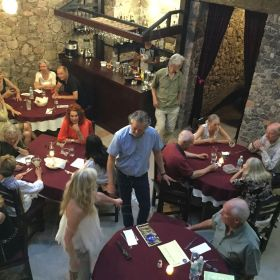 Expats dining at Mon Bistro Canadien, San Miguel de Allende, Mexico – Best Places In The World To Retire – International Living