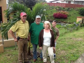 Expats gift a tree to Casa de Montana, Boquete, Panama – Best Places In The World To Retire – International Living