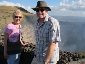 Expats volcano exploring, Nicaragua – Best Places In The World To Retire – International Living
