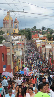 Fiesta time in San Miguel de Allende, Mexico – Best Places In The World To Retire – International Living