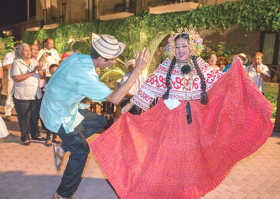 Folk dancing at Cubita, Panama – Best Places In The World To Retire – International Living