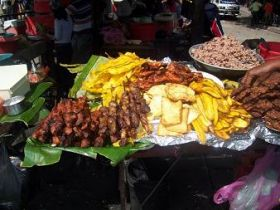 Fritanga street food, Nicaragua – Best Places In The World To Retire – International Living