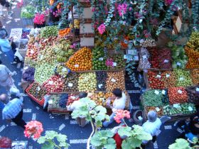 Fruit market in,  Meidera, Portugal – Best Places In The World To Retire – International Living