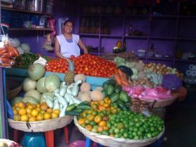 Fruit and vegtable vendor, San Juan del Sur, Nicaragua – Best Places In The World To Retire – International Living